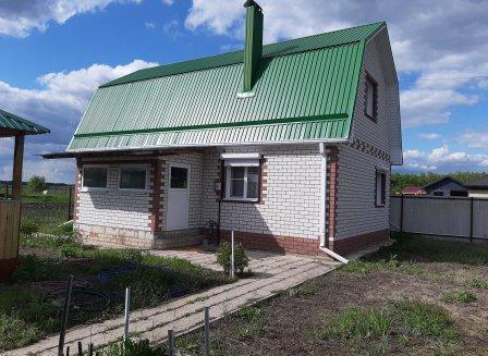 Дом 85.00-Кв.м. на участке 10.00 сот.
