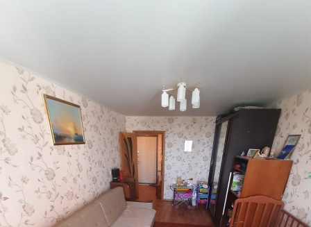 1-комнатная квартира, 40.70-Кв.м.