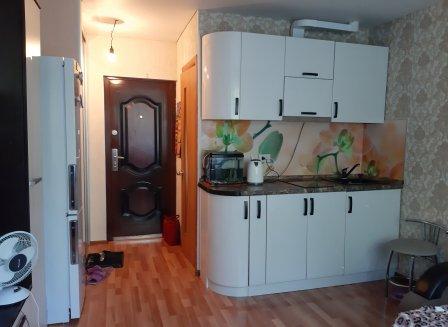 1-комнатная квартира, 16.60-Кв.м.