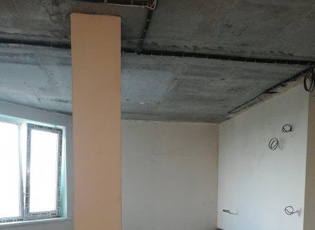 3-комнатная квартира, 82.70-Кв.м.