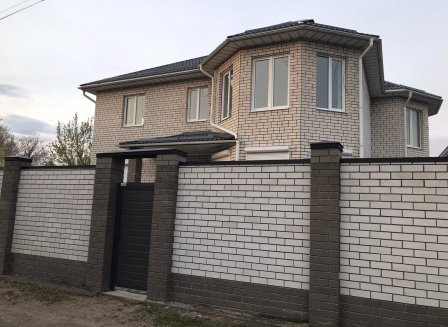 Дом 340.00-Кв.м. на участке 8.00 сот.