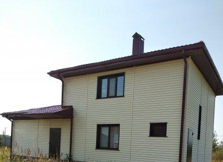 Дом 140.00-Кв.м. на участке 10.00 сот.