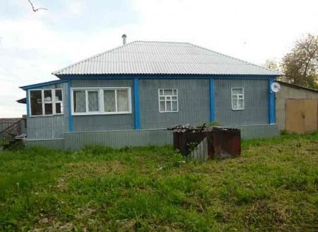 Дом 83.00-Кв.м. на участке 50.00 сот.