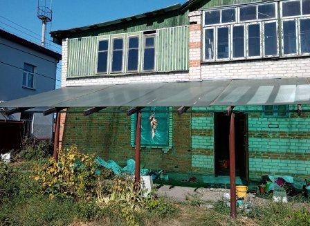 Дом 117.00-Кв.м. на участке 6.00 сот.