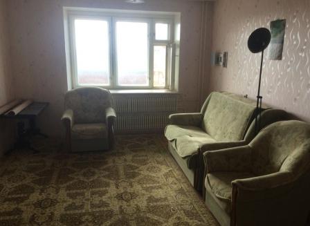 1-комнатная квартира, 39.60-Кв.м.