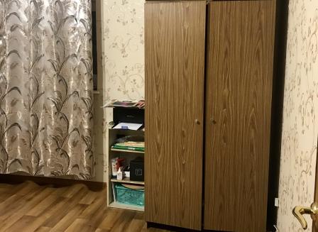 1-комнатная квартира, 35.00-Кв.м.