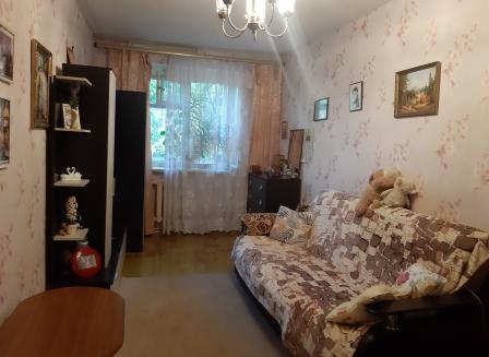 3-комнатная квартира, 58.70-Кв.м.