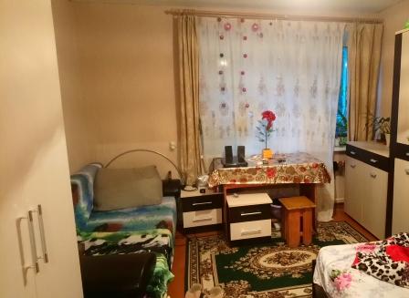 1-комнатная квартира, 19.00-Кв.м.