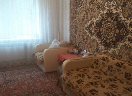 3-комнатная квартира, 64.80-Кв.м.