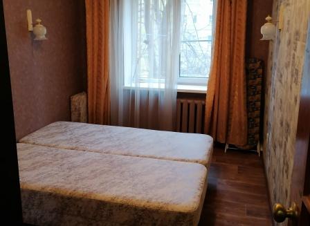 2-комнатная квартира, 24.00-Кв.м.
