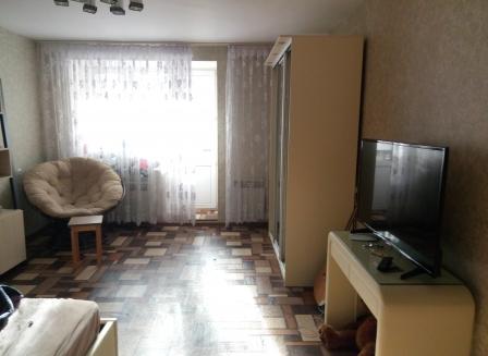 1-комнатная квартира, 43.00-Кв.м.