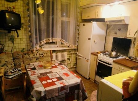4-комнатная квартира, 80.70-Кв.м.