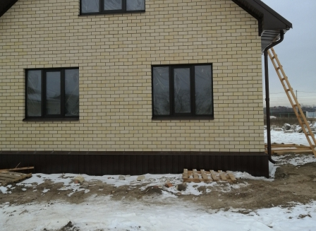 Дом 133.00-Кв.м. на участке 6.00 сот.