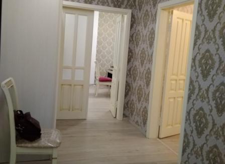 4-комнатная квартира, 75.00-Кв.м.