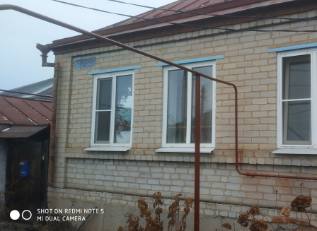 Дом 69.00-Кв.м. на участке 6.00 сот.