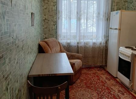 1-комнатная квартира, 40.00-Кв.м.