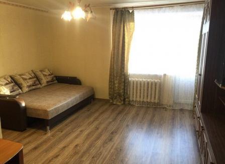 1-комнатная квартира, 35.50-Кв.м.