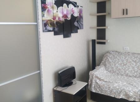 1-комнатная квартира, 31.50-Кв.м.