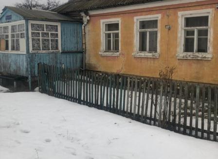 Дом 46.60-Кв.м. на участке 20.00 сот.