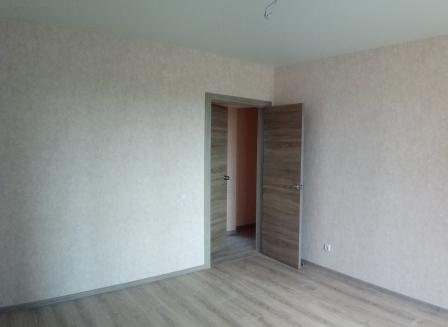 1-комнатная квартира, 39.50-Кв.м.