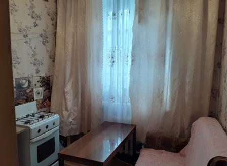 1-комнатная квартира, 29.50-Кв.м.