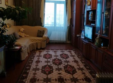 3-комнатная квартира, 85.80-Кв.м.