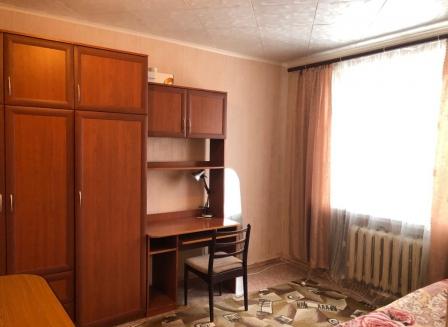 1-комнатная квартира, 30.60-Кв.м.