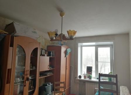 3-комнатная квартира, 59.80-Кв.м.