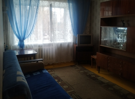 1-комнатная квартира, 28.30-Кв.м.