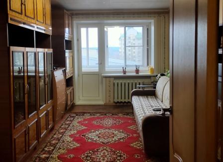 3-комнатная квартира, 52.00-Кв.м.