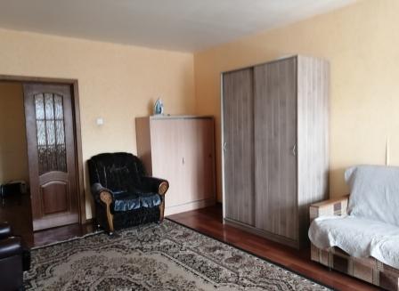 1-комнатная квартира, 61.40-Кв.м.