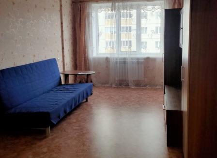 1-комнатная квартира, 40.50-Кв.м.