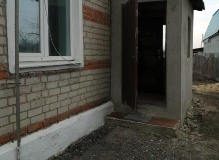 Дом 50.00-Кв.м. на участке 8.00 сот.