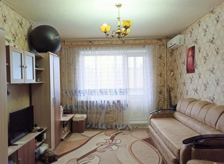 1-комнатная квартира, 37.00-Кв.м.