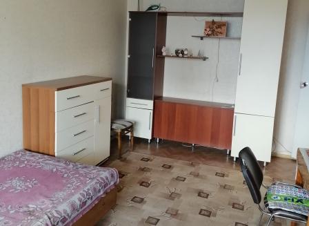 1-комнатная квартира, 39.20-Кв.м.