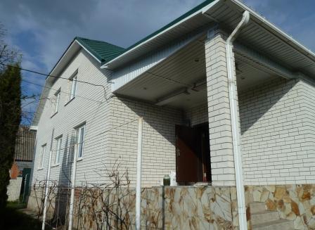 Дом 202.90-Кв.м. на участке 12.25 сот.