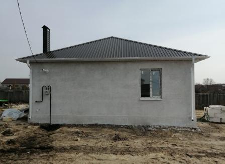 Дом 67.00-Кв.м. на участке 6.60 сот.