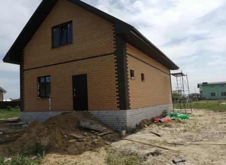 Дом 157.00-Кв.м. на участке 12.00 сот.