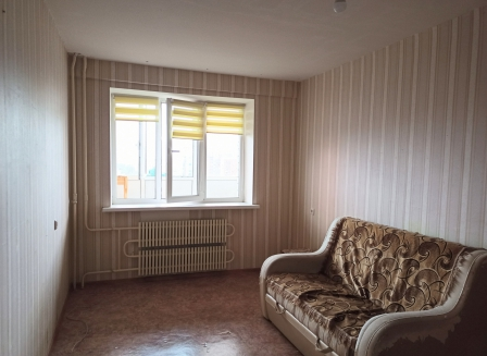 1-комнатная квартира, 38.50-Кв.м.