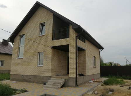 Дом 98.00-Кв.м. на участке 8.00 сот.