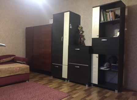 1-комнатная квартира, 43.10-Кв.м.