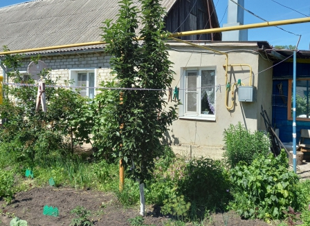 Дом 58.00-Кв.м. на участке 19.00 сот.