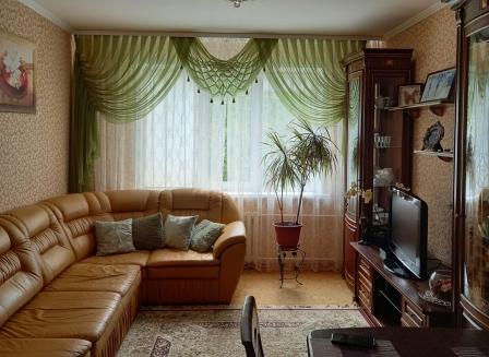 3-комнатная квартира, 68.70-Кв.м.