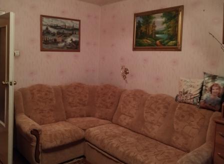 3-комнатная квартира, 61.70-Кв.м.