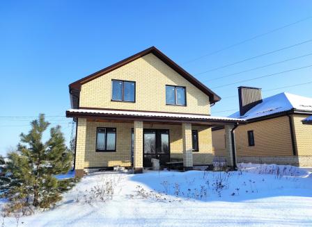 Дом 140.00-Кв.м. на участке 6.00 сот.