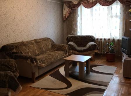 2-комнатная квартира, 124.00-Кв.м.