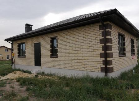 Дом 85.00-Кв.м. на участке 5.00 сот.