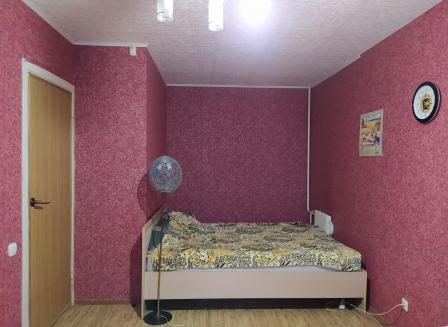 1-комнатная квартира, 39.40-Кв.м.
