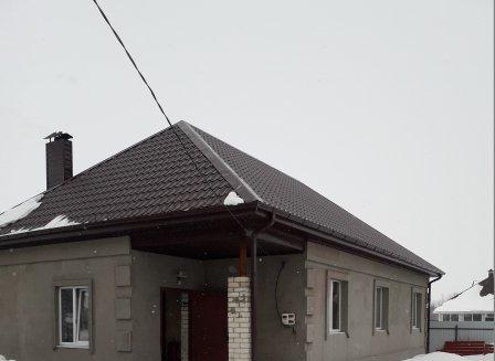 Дом 82.50-Кв.м. на участке 12.00 сот.