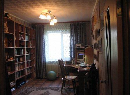 4-комнатная квартира, 105.00-Кв.м.